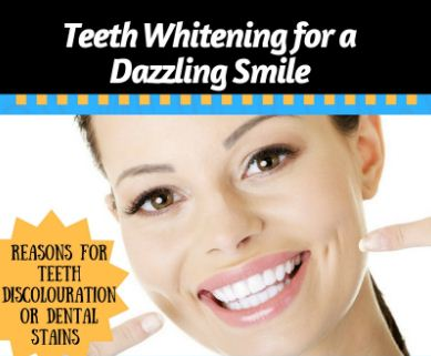 Teeth Whitening for a Dazzling Smile