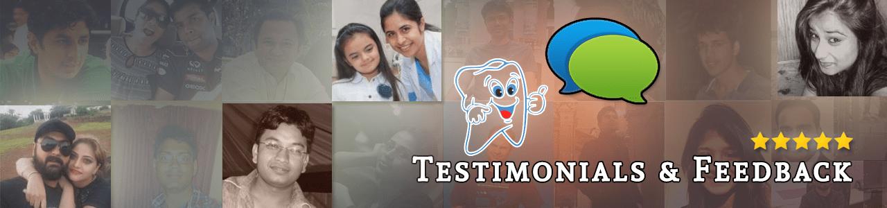 Testimonials & Feedback